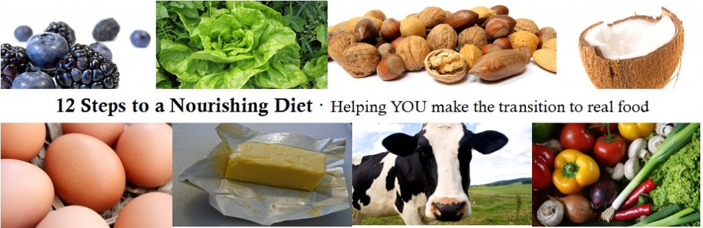 12 Steps to a Nourishing Diet